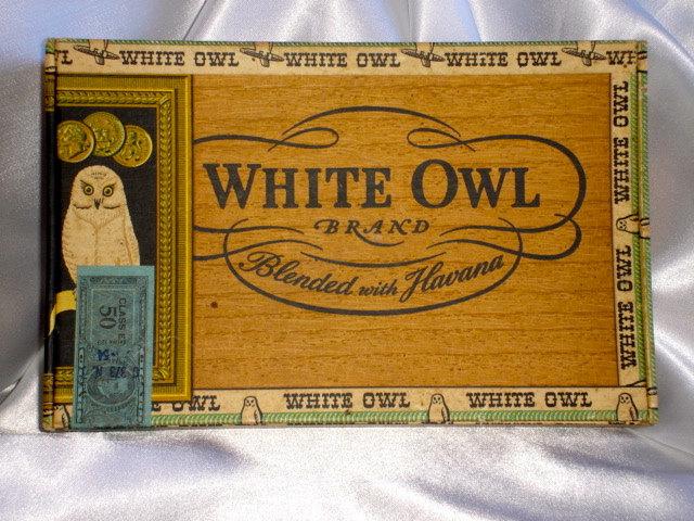 Vintage white owl cigars - photo#6