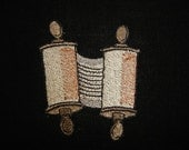 57 Torah Scroll Caftan Vest Tunic