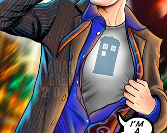 Doctorman - Tenth Doctor