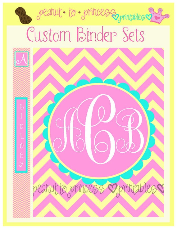 Tactueux image pertaining to free printable customizable binder covers