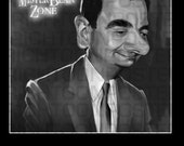 Poster Mister Bean Zone Caricature painted