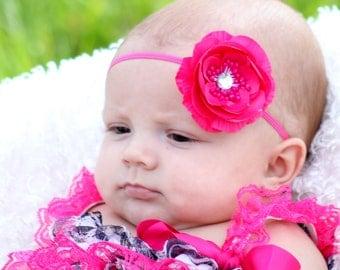 Baby Girl Headband.Newborn Headband.Baby Headbands.Baby Girl.Headbands.Infant Headband.Headband for Baby.Baby Flower Headbands.Photo Prop