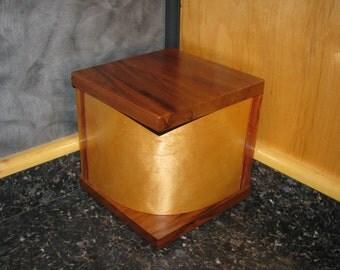 Fantastic Countertop Cubby or What Not Corner Shelf