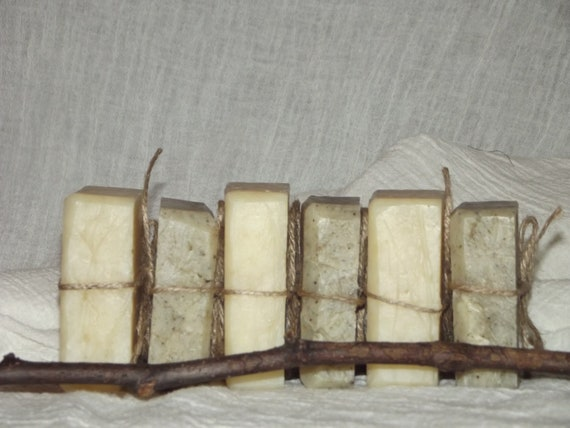 Goats Milk Soap or Buttermilk Soap Handmade Natural Chemical Free Lightly Scented or Natural Moisturizing and Luxurious