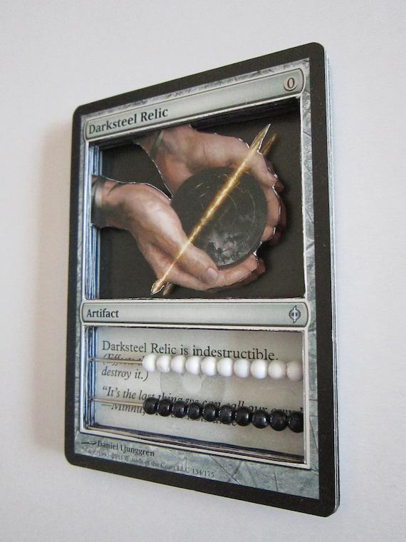 MtG Magic: the Gathering 3D Life Counter - DarkSteel Relic