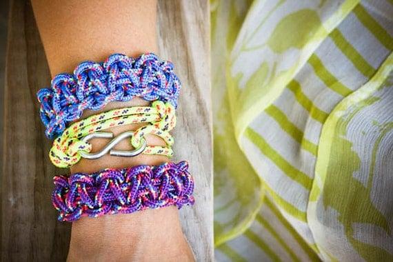 S Hook Utility Cord Bracelet