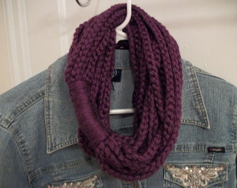 Clearance - Chain Infinity Scarf/Necklace