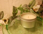Jasmine 8 Ounce Soy/Paraffin Candle