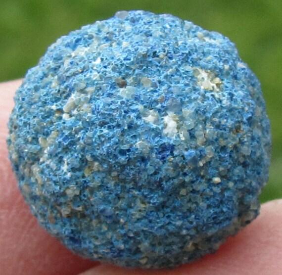 Azurite Nodule Blueberry @@ Crystals & Minerals by UltimateitemsNET