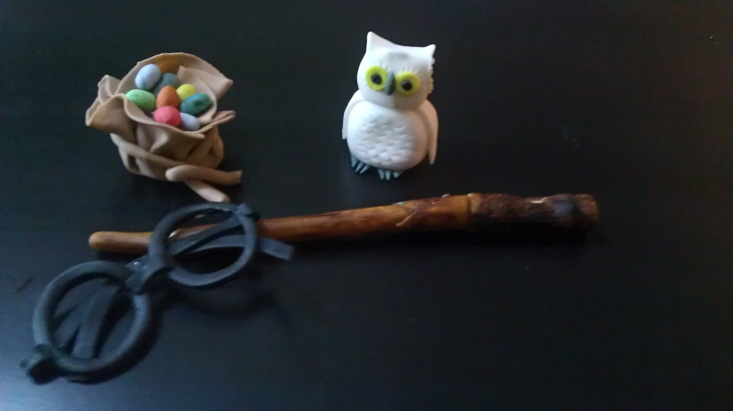 harry potter cake topper harry potter theme cake topper by jhosweets on etsy 4731