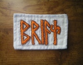 Your Name in Dwarvish Runes (Cirth) - small size patch