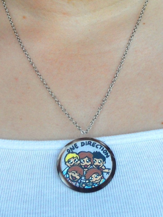 One Direction Cuties Coloured Necklace