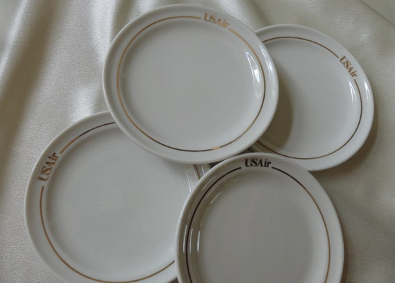 US Air Airline Plates by ABCO