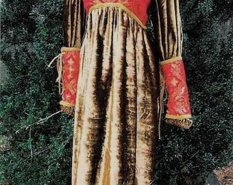 Velvet Reenactment Gown
