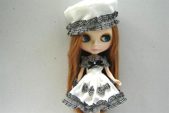 DESYSHOP Blythe skirt outfit cute style