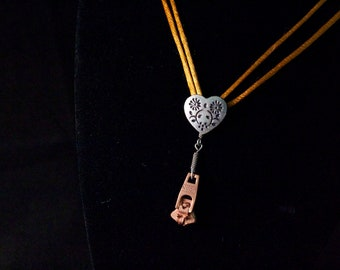 SOLD - Heart Choker