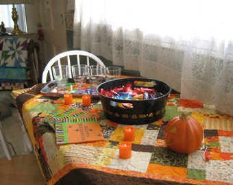 On Sale Halloween Table Cloth