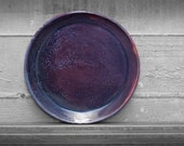 Stoneware Plate of Dynamic Color
