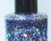 "Mélange ""Seeing Stars"" Toluene, Formaldehyde & DBP Free Hand Blended Nail Polish"
