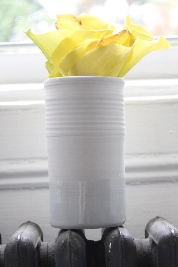 Perfect Little White Vase