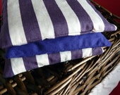 SALE! Set of 3 Handmade Beanbags - Choice of Colours and Patterns