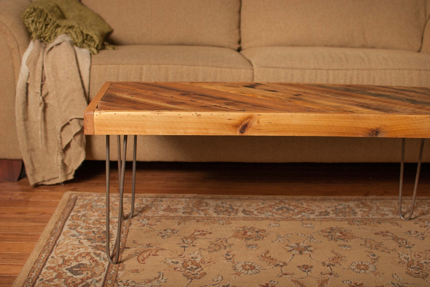 Popular items for reclaimed wood table on Etsy