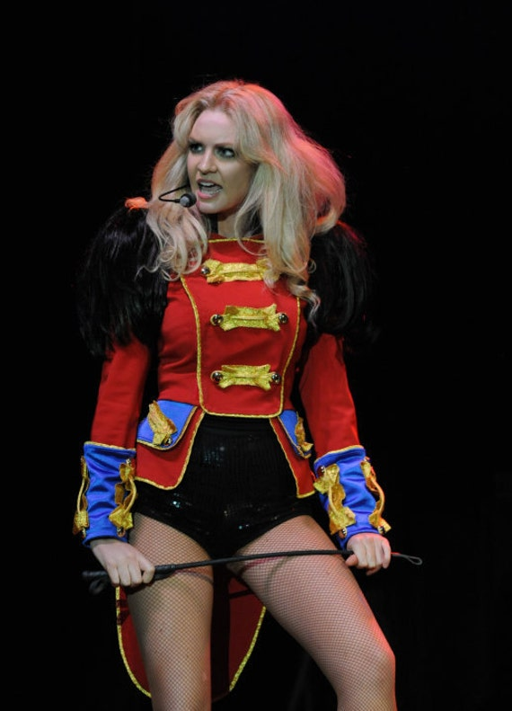 items similar to britney spears exact replica circus. Black Bedroom Furniture Sets. Home Design Ideas