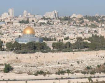 Jerusalem - The Old City.