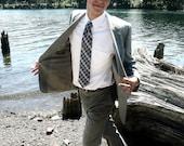 Van Gils Grey Vintage Suit