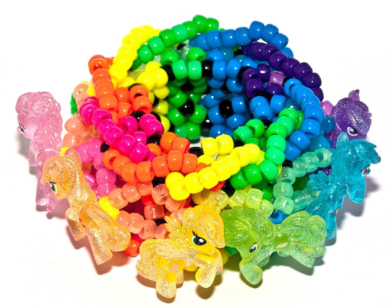 Kandi Pony Beads And Rave