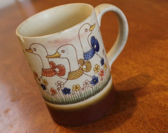3 Duck mug