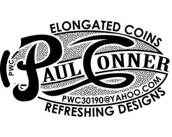 Custom Design-Elongated Coin (Smashed Penny)