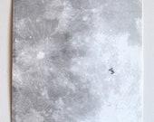 Transit Moon Print