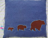 The Three Bears: Handmade Pet Bed - GiveAHootPets