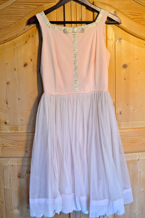 Vintage Bridesmaid Style Dress