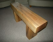 Small Oak bench