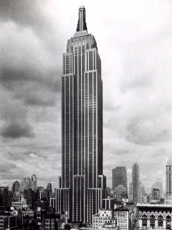 empire state building digital image new york new york city