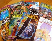 Huge Elfquest Lot 36 Comics/books and Official Elfquest Role-playing Game