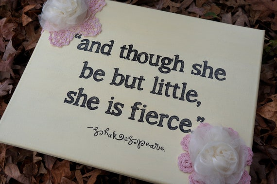 Items Similar To Shakespeare Quote