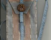 Thai silk Cross-body Hip Bag
