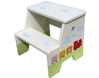 Popular items for childrens step stool on Etsy