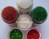 Cupcake Sprinkles - Holiday Bling Sprinkle Set
