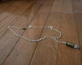 Quartz Bullet Rosary