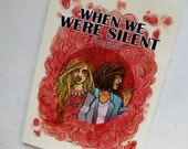 "Comic : ""when we were silent"""