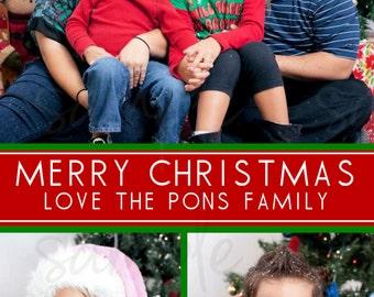 Christmas Card - 3 photo