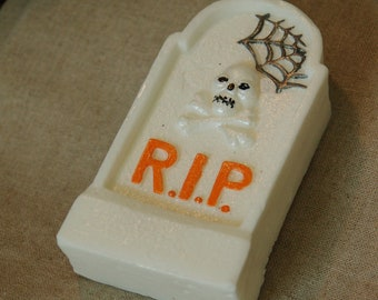 Halloween RIP Tombstone Decorative Hand Soap