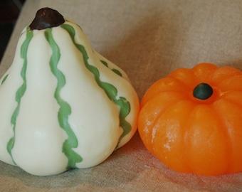 Fall Pumpkins Decorative Hand Soap