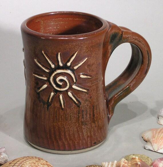 Sun Spiral Mug