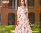 BUTTERICK 5832 VICTORIAN DRESS