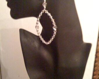 Earrings - Swarovski Crystals